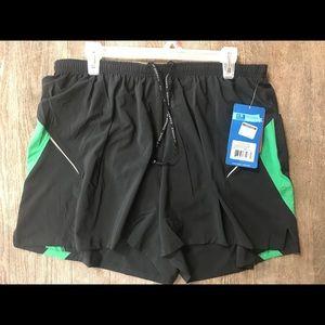 NWT Brooks Men's XL Sherpa Shorts III